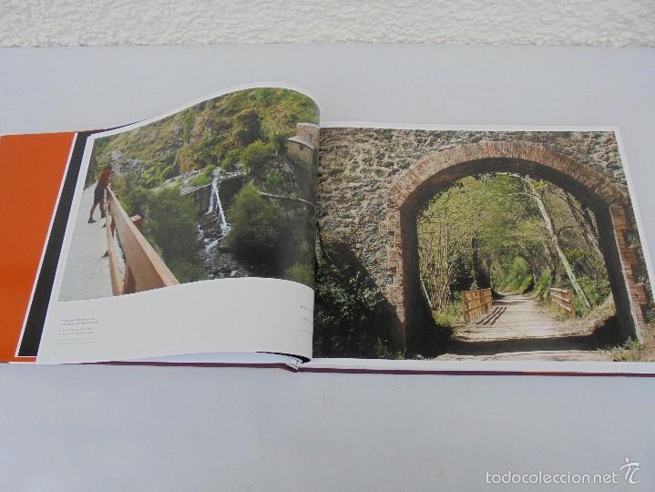 Libros de segunda mano: PAISAJES Y SENSACIONES VIAS VERDES DE ESPAÑA Y PORTUGAL. LANDSCAPES AND SENSATIONS. VER FOTOS. - Foto 13 - 57962130