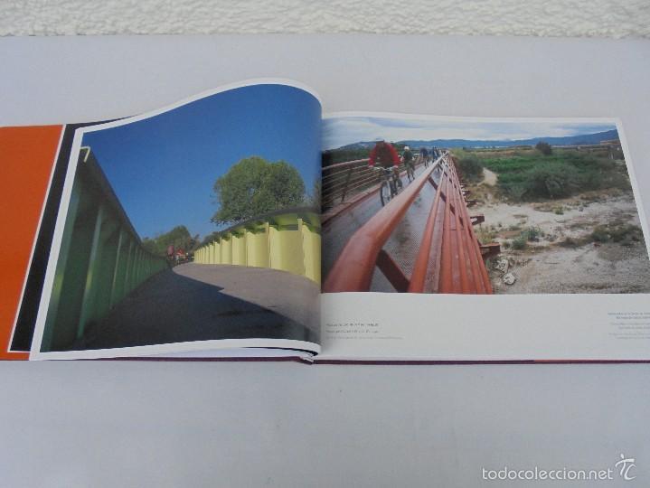 Libros de segunda mano: PAISAJES Y SENSACIONES VIAS VERDES DE ESPAÑA Y PORTUGAL. LANDSCAPES AND SENSATIONS. VER FOTOS. - Foto 14 - 57962130