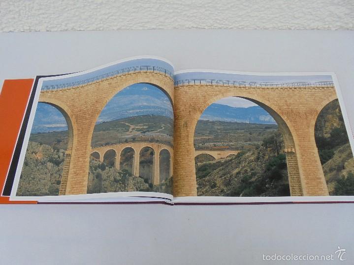 Libros de segunda mano: PAISAJES Y SENSACIONES VIAS VERDES DE ESPAÑA Y PORTUGAL. LANDSCAPES AND SENSATIONS. VER FOTOS. - Foto 15 - 57962130