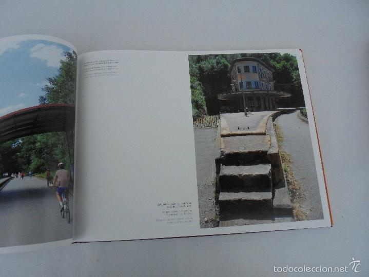 Libros de segunda mano: PAISAJES Y SENSACIONES VIAS VERDES DE ESPAÑA Y PORTUGAL. LANDSCAPES AND SENSATIONS. VER FOTOS. - Foto 16 - 57962130