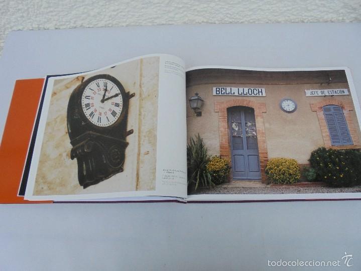 Libros de segunda mano: PAISAJES Y SENSACIONES VIAS VERDES DE ESPAÑA Y PORTUGAL. LANDSCAPES AND SENSATIONS. VER FOTOS. - Foto 17 - 57962130
