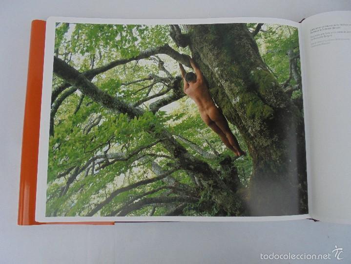 Libros de segunda mano: PAISAJES Y SENSACIONES VIAS VERDES DE ESPAÑA Y PORTUGAL. LANDSCAPES AND SENSATIONS. VER FOTOS. - Foto 24 - 57962130