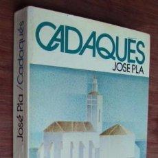 Libros de segunda mano - Cadaqués - PLA, José - 57826941