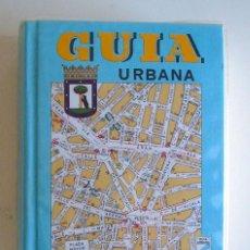 Libros de segunda mano: GUÍA URBANA DE MADRID. ED. PAMIAS. 1996. 32 EDICIÓN. Lote 58085844
