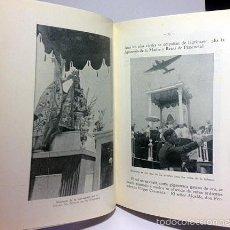 Libros de segunda mano: CORONACIÓN CANÓNICA DE LA SANTÍSIMA VIRGEN DEL PUERTO, PATRONA DE PLASENCIA. (FOTOS, TELA ED.. Lote 58144631