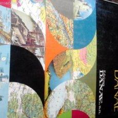 Libros de segunda mano: ATLAS UNIVERSAL DANAE. Lote 58272591