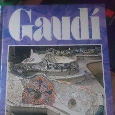Libros de segunda mano: LIBRO TURISMO EN CATALAN GAUDI - CON PEQUEÑO DEFECTO EN EL LOMO - VER FOTOS --REFCAPLEENHAULT. Lote 58375655