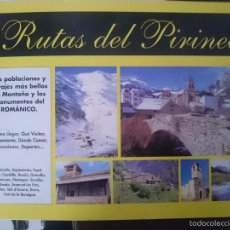 Libros de segunda mano: RUTAS DEL PIRINEO - COLECCION COMPLETA -SIN LAS TAPAS -VER FOTOS- --REFM1E5. Lote 58406499
