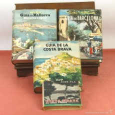Libros de segunda mano: 7865 - EDICIONES DESTINO. 4 EJEMPLARES. (VER DESCRIPCIÓN). VV. AA. 1941/1951.. Lote 58410462