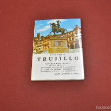 Libros de segunda mano: BREVE GUIA DE TRUJILLO - JUAN MORENO LAZARO -. Lote 58411134