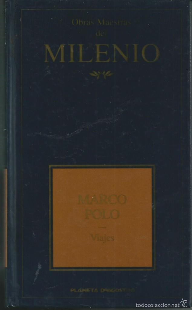 viajes de marco polo. planeta de agostini, 1ª e - Comprar Libros de ...