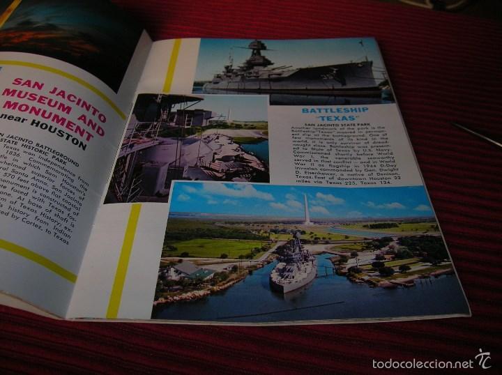 Libros de segunda mano: Interesante librito Texas - Foto 3 - 58602796