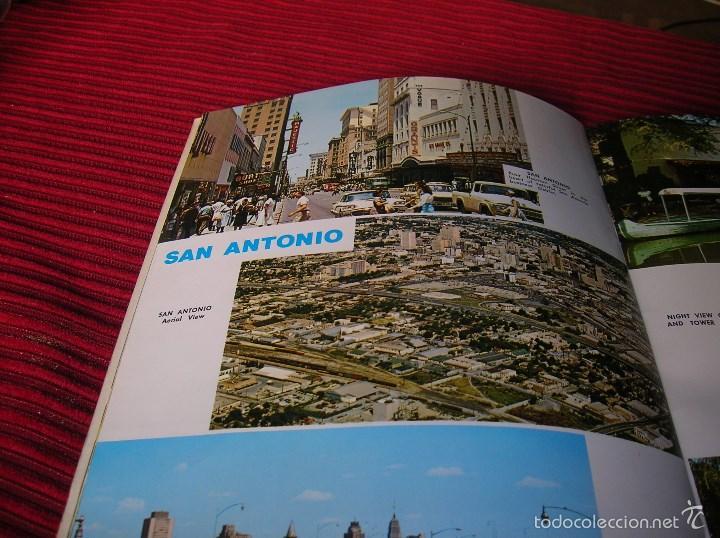 Libros de segunda mano: Interesante librito Texas - Foto 5 - 58602796