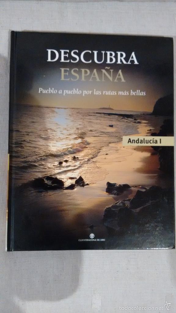DESCUBRA ESPAÑA ANDALUCIA 1 (Libros de Segunda Mano - Geografía y Viajes)
