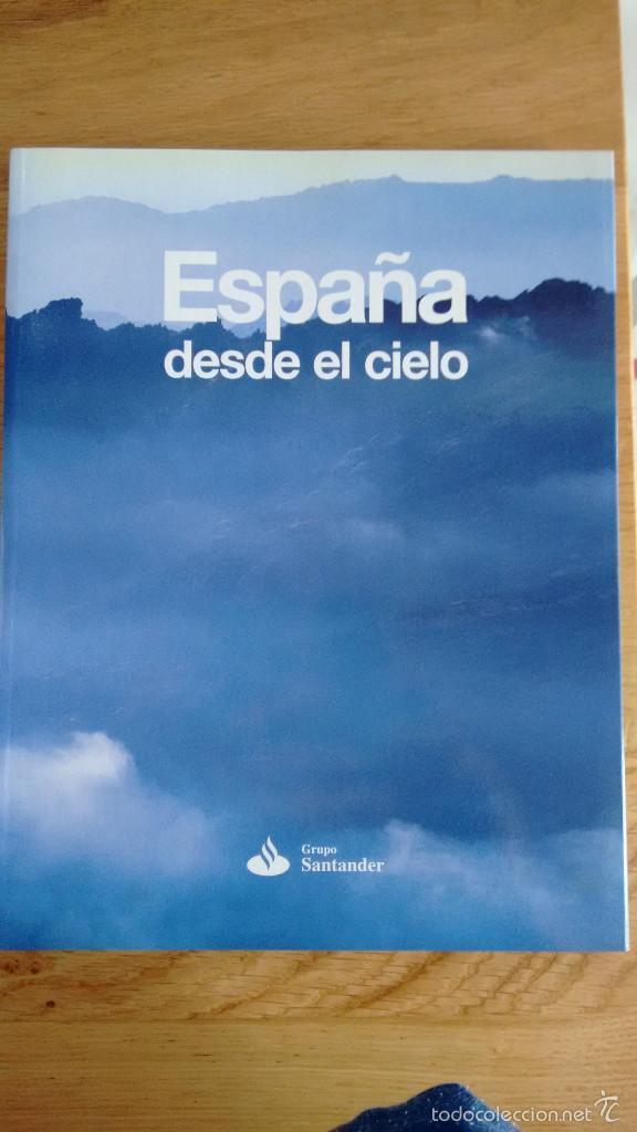 ESPAÑA DESDE EL CIELO (Libros de Segunda Mano - Geografía y Viajes)