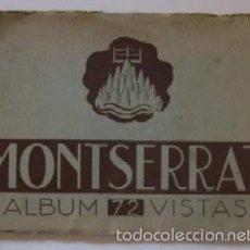 Libros de segunda mano: MOMNTSERRAT - ALBUM 72 VISTAS. Lote 59108325