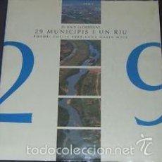 Libros de segunda mano - EL BAIX LLOBREGAT: 29 MUNICIPIS I UN RIU (1995) - ANNA MARIA MOIX, COLITA - ISBN: 9788477943648 - 60314595