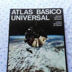 Libros de segunda mano: ATLAS BÁSICO UNIVERSAL. Lote 60750619