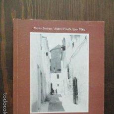 Libros de segunda mano: ELS CARRERS DE CUBELLES - BROTONS - 1994 (EN CATALAN). Lote 61173747