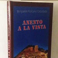 Libros de segunda mano: ANENTO A LA VISTA (CAMPO ROMANOS, ZARAGOZA) (FORCANO CEBOLLADA ( FOTOGRAFÍAS A COLOR.. Lote 61946032