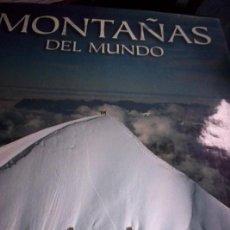 Libros de segunda mano: MONTAÑAS DEL MUNDO - ED. LUNWERG - 2002. Lote 61973392