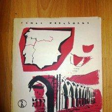Libros de segunda mano: MANRIQUE, GERVASIO. BIOGRAFÍA DEL DUERO. (TEMAS ESPAÑOLES ; 285). Lote 62297408