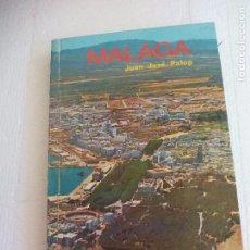 Libros de segunda mano: MÁLAGA. GUIA TURISTICA EDITORIAL EVEREST - 1970 JUAN JOSÉ PALOP. Lote 62668052