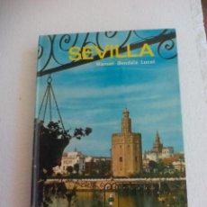 Libros de segunda mano: SEVILLA GUIA TURISTICA EDITORIAL EVEREST - 1970 MANUEL BENDALA LUCOT. Lote 62671252