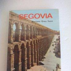 Libros de segunda mano: SEGOVIA GUIA TURISTICA EDITORIAL EVEREST - 1973 MARIANO GRAU SANZ. Lote 62671712