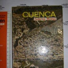 Libros de segunda mano: CUENCA. FEDERICO MUELAS. ED EVEREST. Lote 62927352