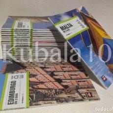 Livros em segunda mão: LOTE DE 20 TOMOS ➤ LIBROS TURISTICOS ➤ EUROPA · EL VIAJERO CITY ·. Lote 63243252