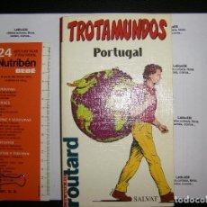 Libros de segunda mano: GUÍA ROUTARD PORTUGAL. SALVAT. MUY BUEN ESTADO. Lote 63414592