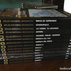 Libros de segunda mano: ATLAS NATIONAL GEOGRAPHIC. 14 TOMOS (GA-1). Lote 64317171