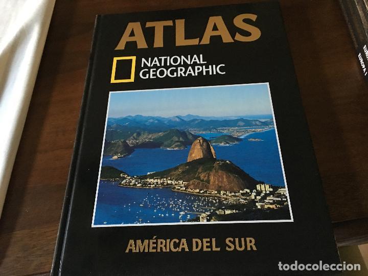 Libros de segunda mano: ATLAS NATIONAL GEOGRAPHIC. 14 TOMOS (GA-1) - Foto 2 - 64317171