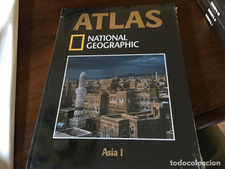 Libros de segunda mano: ATLAS NATIONAL GEOGRAPHIC. 14 TOMOS (GA-1) - Foto 4 - 64317171