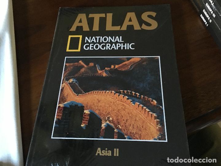 Libros de segunda mano: ATLAS NATIONAL GEOGRAPHIC. 14 TOMOS (GA-1) - Foto 5 - 64317171
