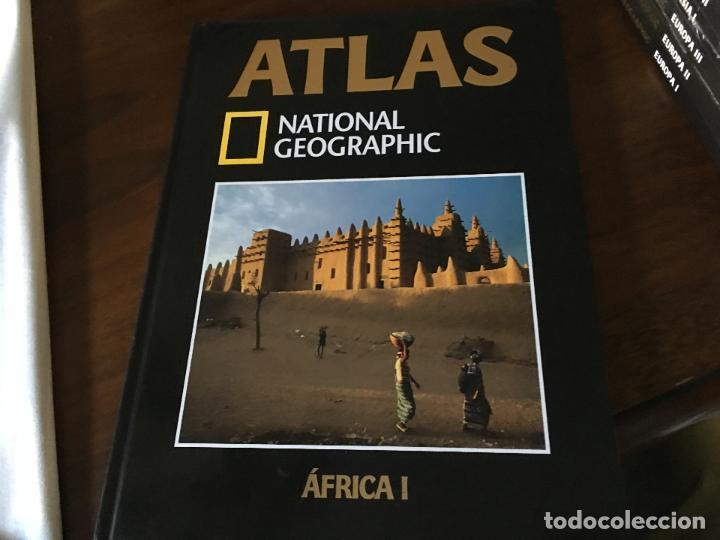 Libros de segunda mano: ATLAS NATIONAL GEOGRAPHIC. 14 TOMOS (GA-1) - Foto 6 - 64317171