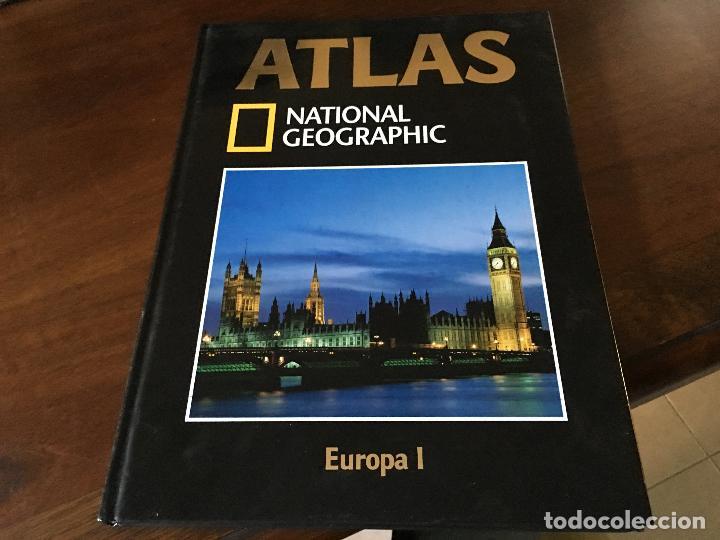 Libros de segunda mano: ATLAS NATIONAL GEOGRAPHIC. 14 TOMOS (GA-1) - Foto 7 - 64317171