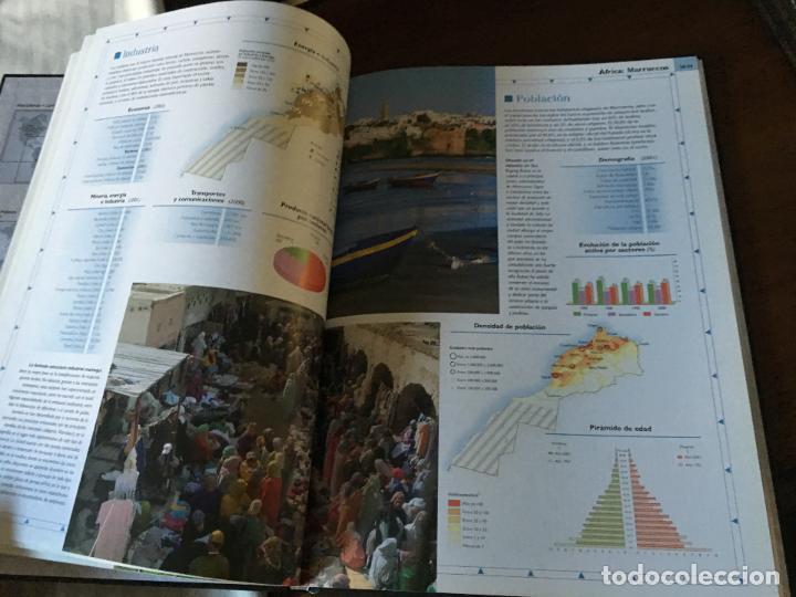 Libros de segunda mano: ATLAS NATIONAL GEOGRAPHIC. 14 TOMOS (GA-1) - Foto 8 - 64317171