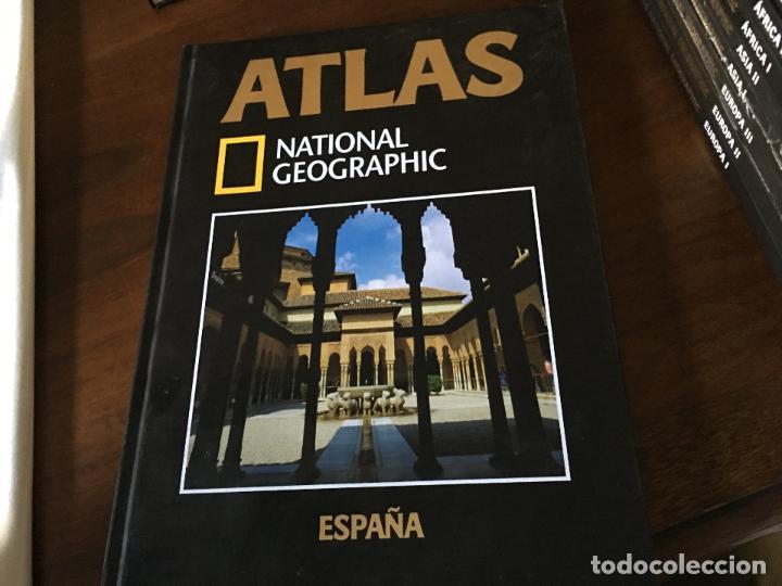 Libros de segunda mano: ATLAS NATIONAL GEOGRAPHIC. 14 TOMOS (GA-1) - Foto 9 - 64317171