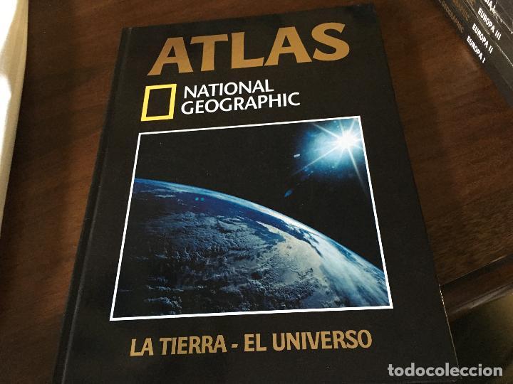 Libros de segunda mano: ATLAS NATIONAL GEOGRAPHIC. 14 TOMOS (GA-1) - Foto 15 - 64317171