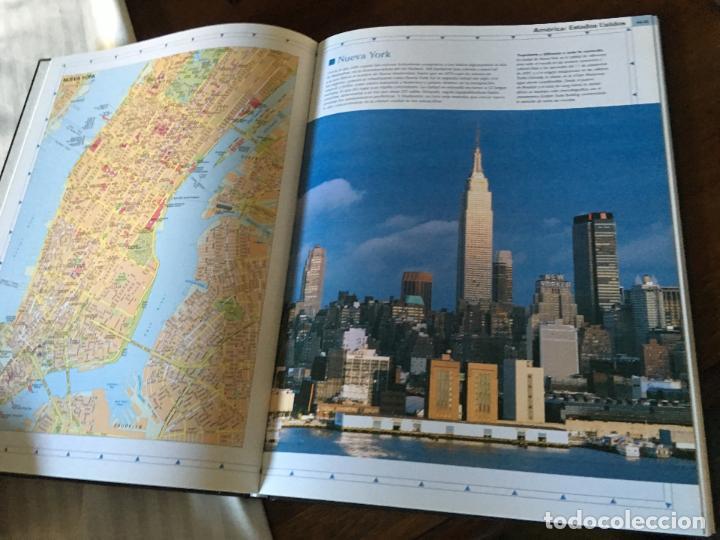 Libros de segunda mano: ATLAS NATIONAL GEOGRAPHIC. 14 TOMOS (GA-1) - Foto 16 - 64317171