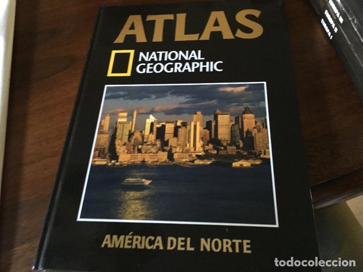 Libros de segunda mano: ATLAS NATIONAL GEOGRAPHIC. 14 TOMOS (GA-1) - Foto 17 - 64317171