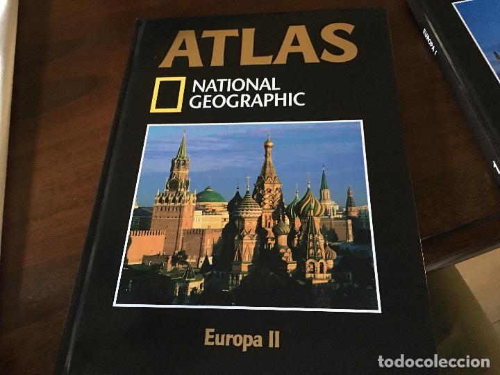 Libros de segunda mano: ATLAS NATIONAL GEOGRAPHIC. 14 TOMOS (GA-1) - Foto 18 - 64317171