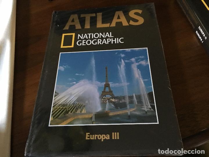 Libros de segunda mano: ATLAS NATIONAL GEOGRAPHIC. 14 TOMOS (GA-1) - Foto 20 - 64317171