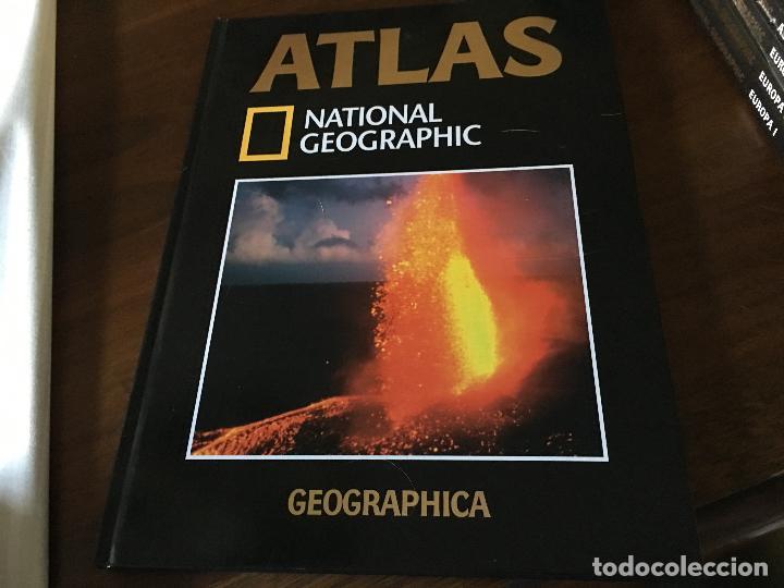 Libros de segunda mano: ATLAS NATIONAL GEOGRAPHIC. 14 TOMOS (GA-1) - Foto 21 - 64317171
