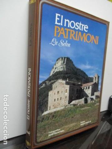 Libros de segunda mano: EL NOSTRE PATRIMONI - La Selva - en català - Foto 2 - 64954987