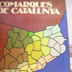 Libros de segunda mano: COMARQUES DE CATALUNYA. SALVAT. 1980. Lote 65822054
