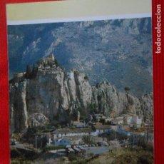 Libros de segunda mano: CASTELL DE GUADALEST - LIBRO DE FIESTAS - 1991. Lote 66102854