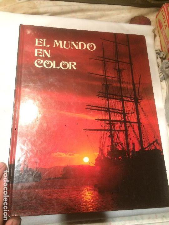 antiguo libro el mundo en color escrito por wil - Comprar Libros de ...